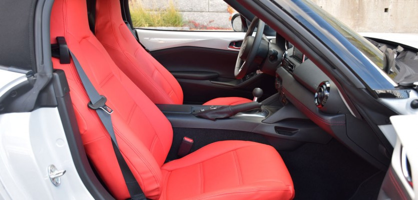 Instructions : Installing Seat Covers in 2016+ ND Miata