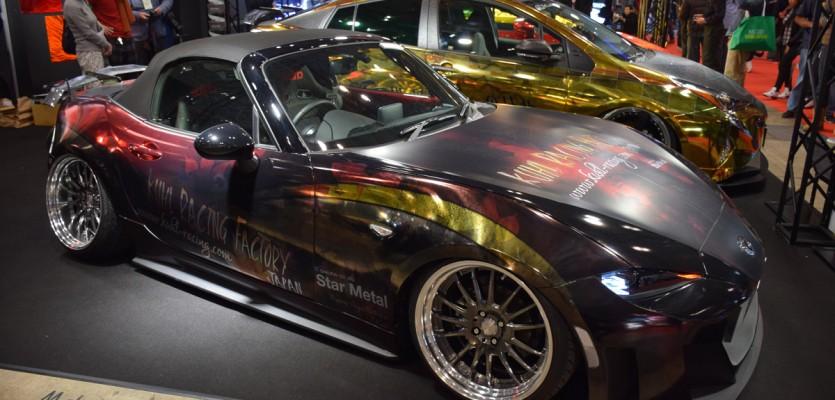 KUHL Racing ND MX-5 Shop Car at TAS2016