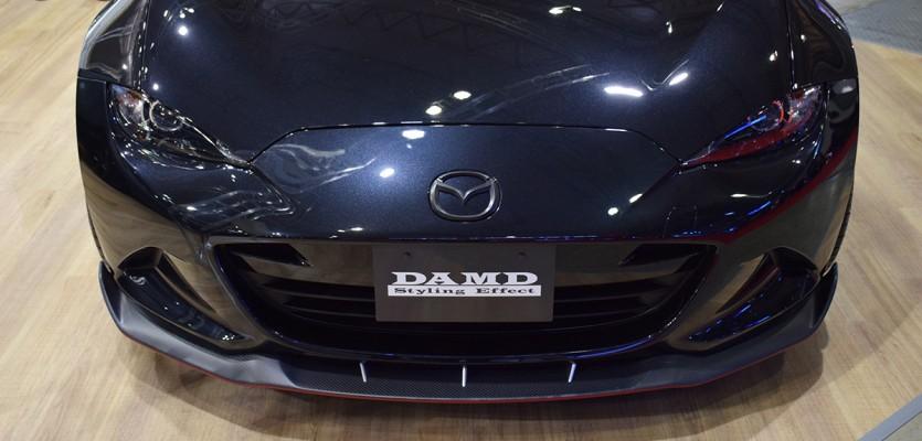 DAMD ND MX-5 Shop Car At TAS2016