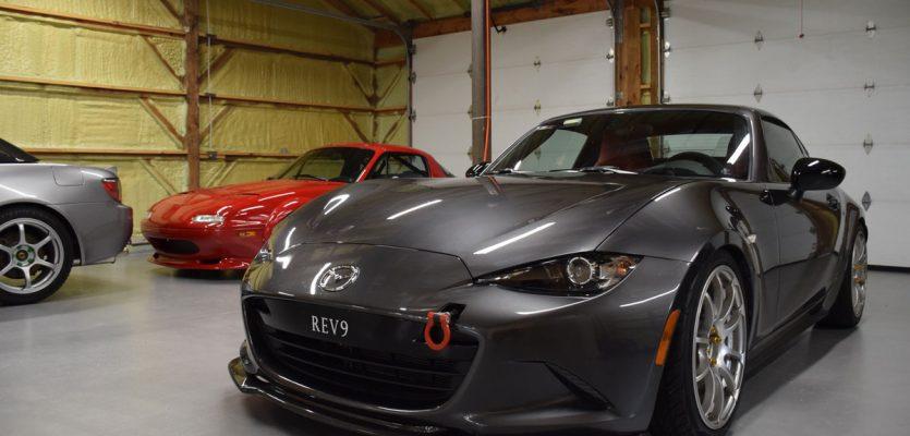 The Road(Ster) Trip - Garage Quinn Motors (GQM)