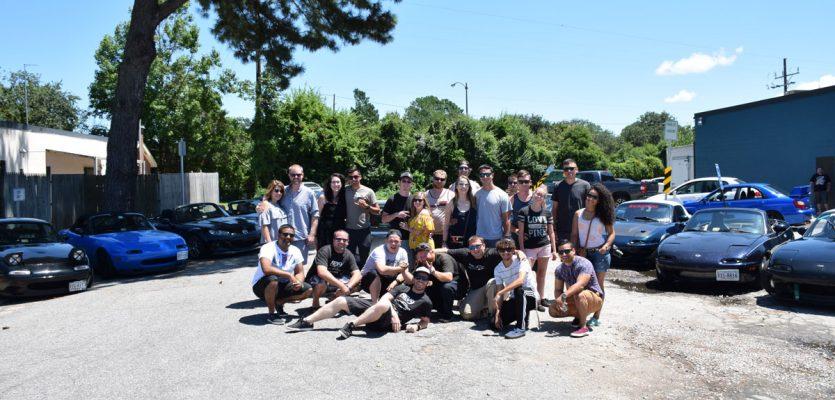 The Road(Ster) Trip – VA Beach & Charleston