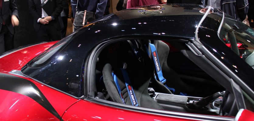 ND's at Tokyo Auto Salon 2019